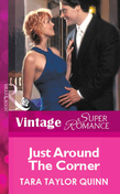 Just Around The Corner (Mills & Boon Vintage Superromance)