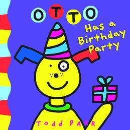 Otto Has a Birthday Party
