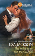 The Millionaire and the Cowgirl (Mills & Boon M&B)