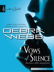 Vows of Silence (Mills & Boon M&B)