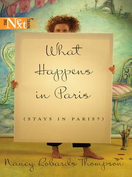 What Happens in Paris (Mills & Boon M&B)