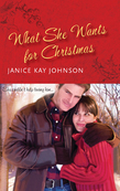 What She Wants for Christmas (Mills & Boon M&B)