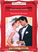 Monahan's Gamble (Mills & Boon Desire)