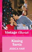 Kissing Santa (Mills & Boon Vintage Cherish)