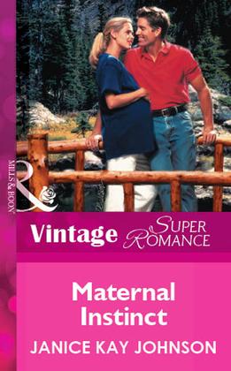 Maternal Instinct (Mills & Boon Vintage Superromance)