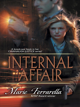 Internal Affair (Mills & Boon M&B)