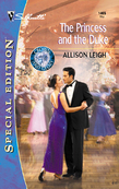 The Princess And The Duke (Mills & Boon Silhouette)