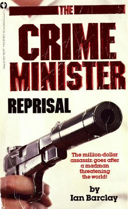 Crime Minister: Reprisal - Book #2: Reprisal - Book #2