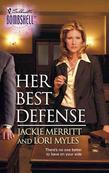 Her Best Defense (Mills & Boon Silhouette)