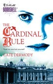 The Cardinal Rule (Mills & Boon Silhouette)
