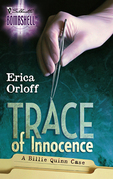 Trace Of Innocence (Mills & Boon Silhouette)
