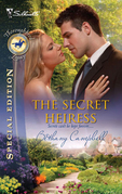 The Secret Heiress (Mills & Boon Silhouette)