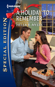 A Holiday to Remember (Mills & Boon Silhouette)