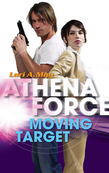Moving Target (Mills & Boon Silhouette)
