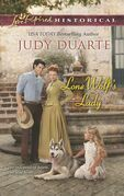 Lone Wolf's Lady (Mills & Boon Love Inspired Historical)