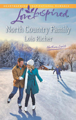 North Country Family (Mills & Boon Love Inspired) (Northern Lights, Book 2)