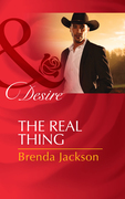 The Real Thing (Mills & Boon Desire) (The Westmorelands, Book 28)