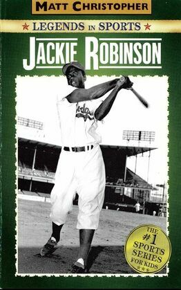 Jackie Robinson: Legends in Sports