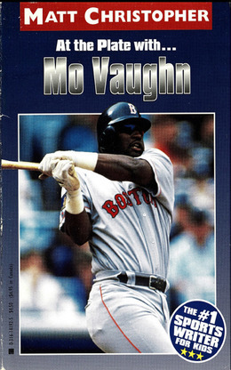 Mo Vaughn: At the Plate with...
