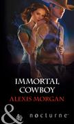 Immortal Cowboy (Mills & Boon Nocturne)
