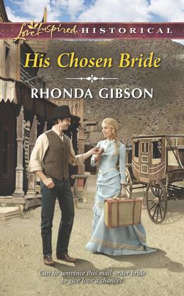 His Chosen Bride (Mills & Boon Love Inspired Historical)