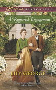 A Rumored Engagement (Mills & Boon Love Inspired Historical)