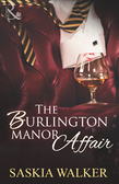 The Burlington Manor Affair (Mills & Boon Spice)