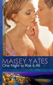 One Night to Risk it All (Mills & Boon Modern)