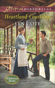 Heartland Courtship (Mills & Boon Love Inspired Historical) (Wilderness Brides, Book 3)