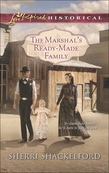 The Marshal's Ready-Made Family (Mills & Boon Love Inspired Historical)
