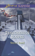Treacherous Slopes (Mills & Boon Love Inspired Suspense)