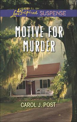 Motive for Murder (Mills & Boon Love Inspired Suspense)