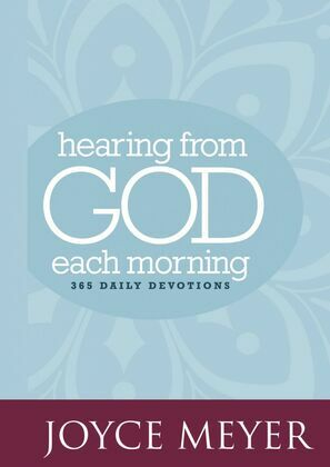 Hearing from God Each Morning: 365 Daily Devotions