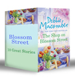 Blossom Street (Book 1-10): The Shop on Blossom Street / A Good Yarn / Susannah's Garden / Christmas Letters / The Perfect Christmas / Back on Blossom Street / Twenty Wishes / Summer on Blossom Street / Hannah's List / A Turn in the Road / Thursdays