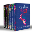 The Chronicles of Ixia (Books 1-6): Poison Study / Magic Study / Fire Study / Storm Glass / Sea Glass / Spy Glass (Mills & Boon e-Book Collections)