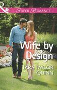 Wife by Design (Mills & Boon Superromance) (Where Secrets are Safe, Book 1)