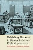 Publishing Business in Eighteenth-Century England