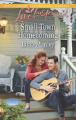 Small-Town Homecoming (Mills & Boon Love Inspired) (Moonlight Cove, Book 5)