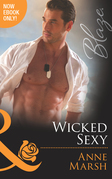 Wicked Sexy (Mills & Boon Blaze) (Uniformly Hot!, Book 51)