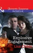Explosive Engagement (Mills & Boon Intrigue)
