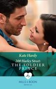 200 Harley Street: The Soldier Prince (Mills & Boon Medical) (200 Harley Street, Book 5)