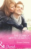 The Cowboy Meets His Match (Mills & Boon Cherish) (Fatherhood, Book 45)