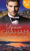 The Volakis Vows: The Marriage Betrayal / Bride for Real (Mills & Boon M&B)