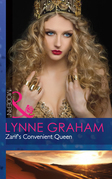 Lynne Graham - Zarif's Convenient Queen