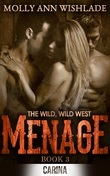 Menage: A scandalous Western romance