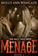 Menage: A scandalous Western romance