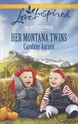 Her Montana Twins (Mills & Boon Love Inspired) (Big Sky Centennial, Book 4)