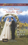 His Most Suitable Bride (Mills & Boon Love Inspired Historical) (Charity House, Book 8)