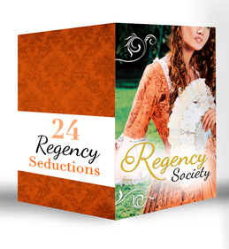 Regency Society (Mills & Boon e-Book Collections)