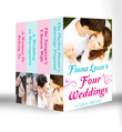 Four Weddings: A Woman To Belong To / A Wedding in Warragurra / The Surgeon's Chosen Wife / The Playboy Doctor's Marriage Proposal (Mills & Boon e-Book Collections)